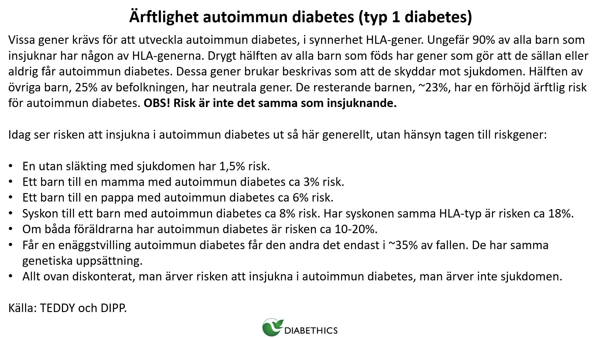 diabetes en tándem de sprunget